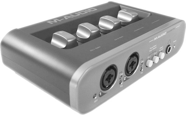 M-AUDIO FAST TRACK MKII USB AUDIO INTERFACE DRIVERS WINDOWS 7 (2019)