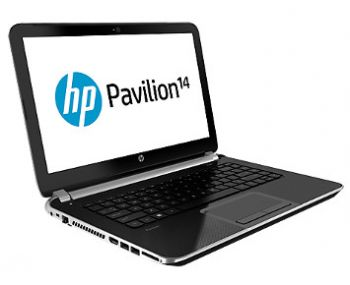 Notebook HP Pavilion 14.0in i3 - 4005U 4GB 500GB W8SL