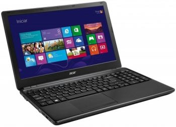 Notebook Acer 15.6in Cel 2955U 4GB 320GB Win 8 SL