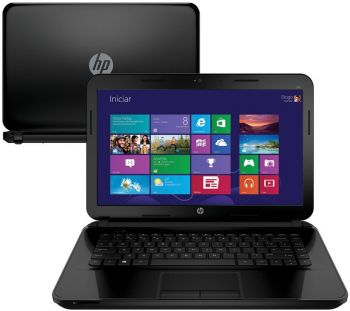 Notebook  HP 14-D030BR INTEL I5 3230M 4GB 500GB WIN 8.1 14''