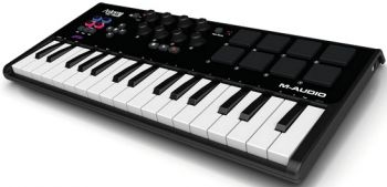 Teclado Controlador M-Audio Axiom Mini 32 Teclas