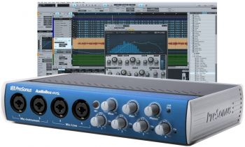 Interface de Audio PreSonus AudioBox 44 VSL