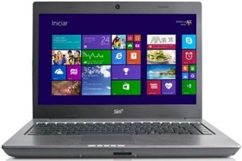 Notebook Positivo SIM 990M AMD Vision Dual Core C-60 RAM 2GB HD250GB