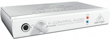 Interface de Audio FireWire Behringer F-Control FCA202