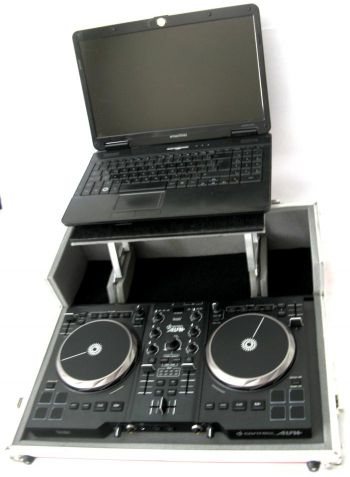 Case para Controladoras Hercules DJ Air Plus com Plataforma Notebook