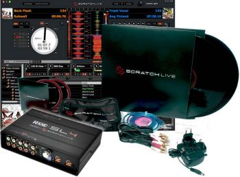 Interface de Audio RANE SERATO SL4 (TimeCode)