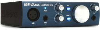 Interface de Audio Presonus Audiobox I One USB