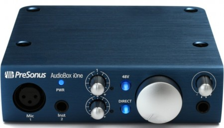 Interface de Audio Presonus Audiobox I One USB  - foto principal 6
