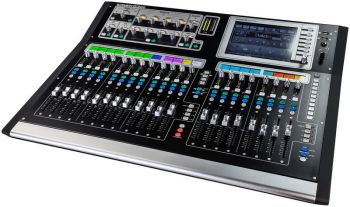 Mesa de Som Digital Allen & Heath GLD 80 / 48 Canais