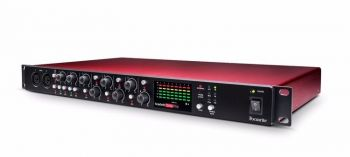 Interface de Áudio Amplificada Focusrite Scarlett OctoPre