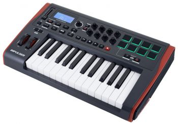 Teclado Controlador Novation Impulse 25