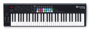 Teclado Controlador Novation Launchkey 61 MK2