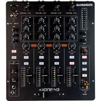Mixer Allen & Heath Xone 43
