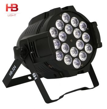 HB-324 LED PAR FULL 18X18W RGBWA+UV 6IN1