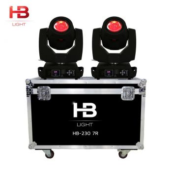 MOVING BEAM 230 7R 16/20CH HB-230 7R (PAR NO CASE)
