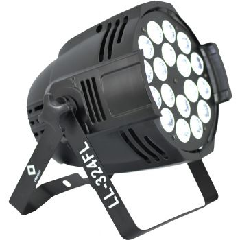 CANHÃO LED OPTPAR ULTRA POWER 6IN1 RGBWA+UV LL-324FL LED FULL