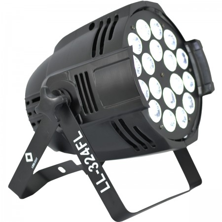 CANHÃO LED OPTPAR ULTRA POWER 6IN1 RGBWA+UV LL-324FL LED FULL  - foto principal 1
