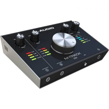 Interface de Áudio M-Áudio M-Track 2x2M