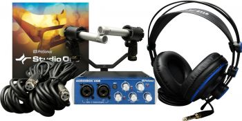 Kit Interface de Audio PreSonus AudioBox Stereo