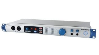 Interface de Audio PreSonus AudioBox Studio 192