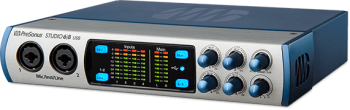 Interface de Audio PreSonus AudioBox Studio 68