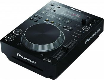 CDJ Pioneer 350 K Black USB Rekordbox