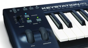 M-Audio Keystation 49 II  - foto principal 3