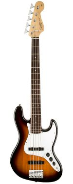 Squier Affinity Series Jazz Bass V 3TS
