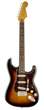 Squier Classic Vibe Stratocaster 60s 3ts com escala em Indian Laurel