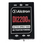 Alctron DI2200N Direct Box DI