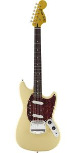 Squier VM Mustang RW Vintage White