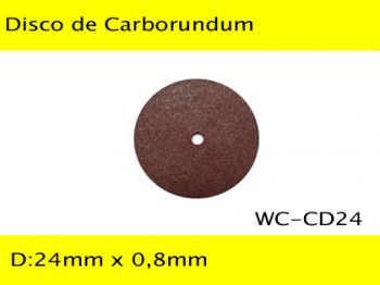 Disco de Carborundum