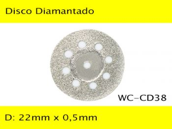 Disco Diamantado