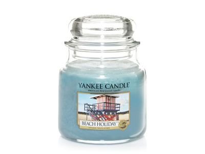 Vela Aromática Yankee Candle Beach Holliday
