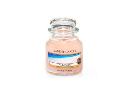 Vela Aromatica Yankee Candle Pink Sand
