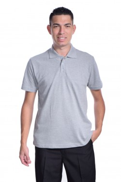 de1767e24e Linha Moda - Camiseta Polo Slim Manga Curta - Unifor-All Uniforme ...