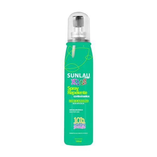 Sunlau Kids Repelente Spray (100Ml)