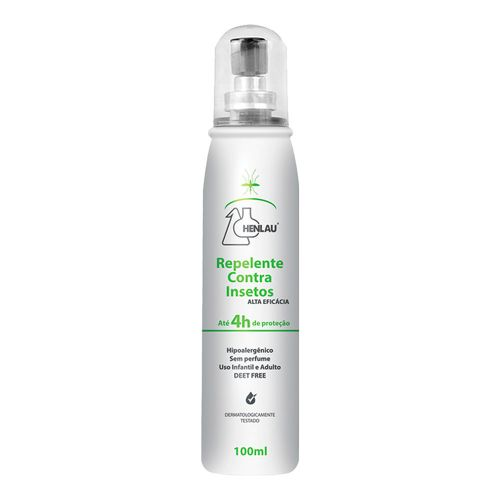 Henlau Repelente Spray (100Ml)