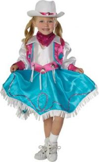 Fantasia Cowgirl Pink and Blue