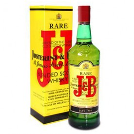 Whisky J&B Rare - JB - 1000ml
