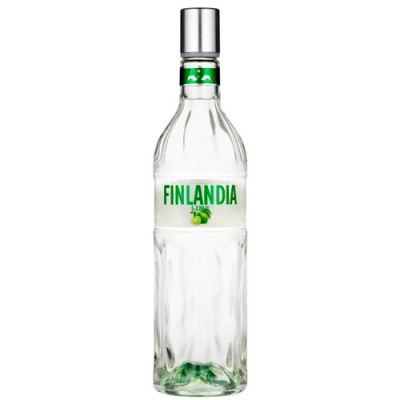 Vodka Finlandia - Lime - 1000ml