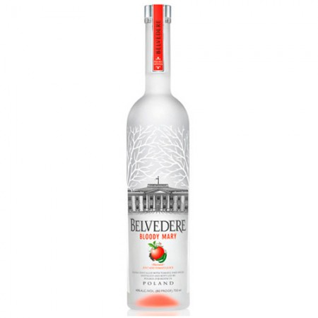 Vodka Belvedere Bloody Mary - 700ml