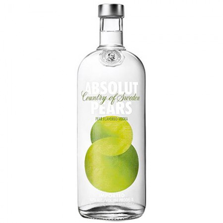 Vodka Absolut Pears - 1000ml