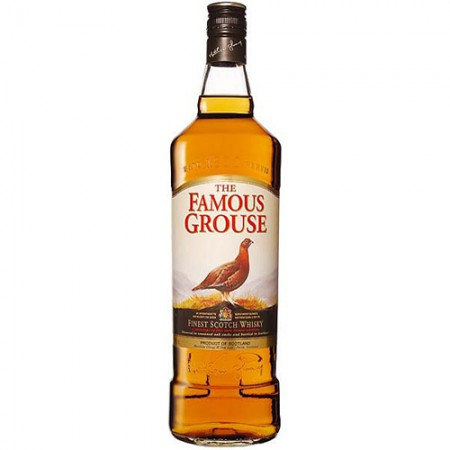 Whisky The Famous Grouse Finest - 1000ml