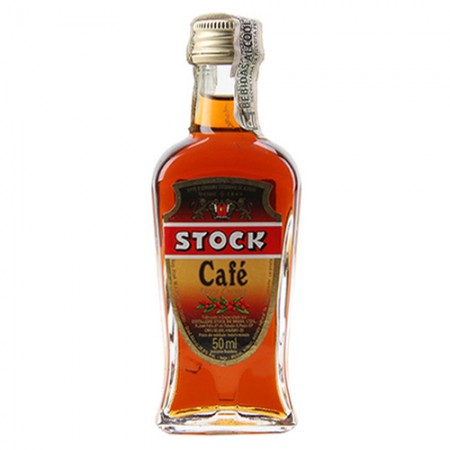 Licor Stock Café - Miniatura - 50ml