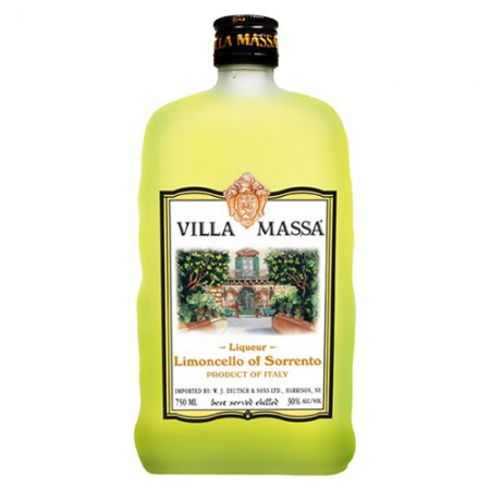 Licor de Limão Limoncello - Villa Massa - 700ml
