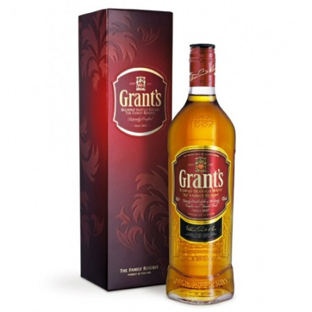 Whisky Grants - Family Reserve - 1000ml
