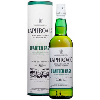 Whisky Laphroaig Islay Single Malt - Quarter Cask - 700ml
