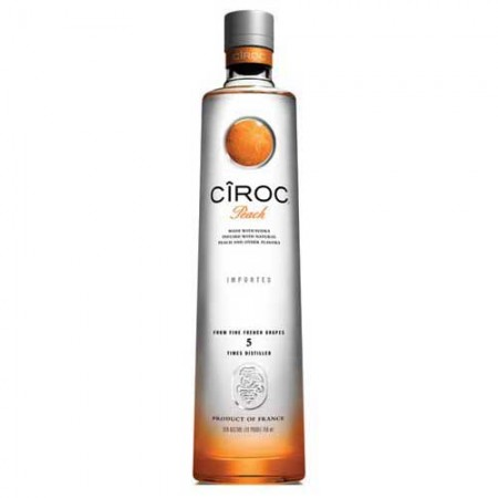 Vodka Ciroc Peach - 750ml