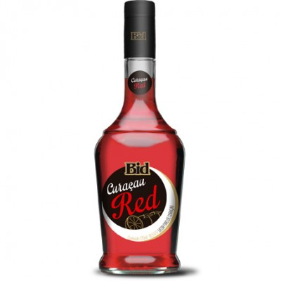 Licor Bid Curaçau Red - 720ml